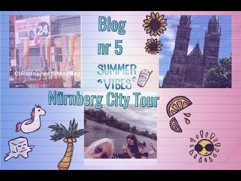 Download Nürnberg City Tour - BLOG Nr5 - 050817-  #ChristopherStreetDay LOVE IS LOVE