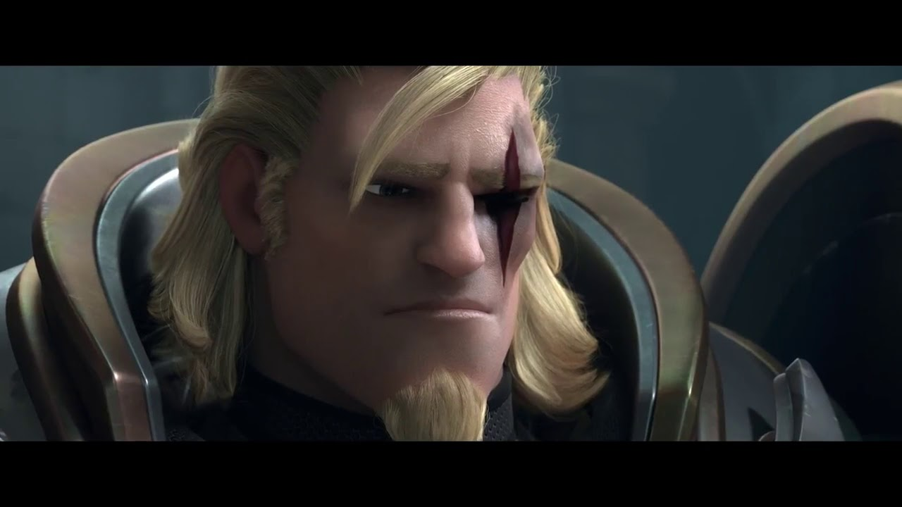 Overwatch Reinhardt Animated Short Cinematic Trailer Youtube