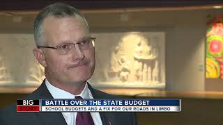 Sen. Lucido says no new taxes needed in 2020 state budget