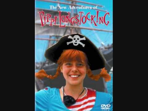 Pippi Longstocking is Coming into Your Town