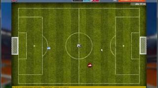 Онлайн игра футбол «HiFootball»
