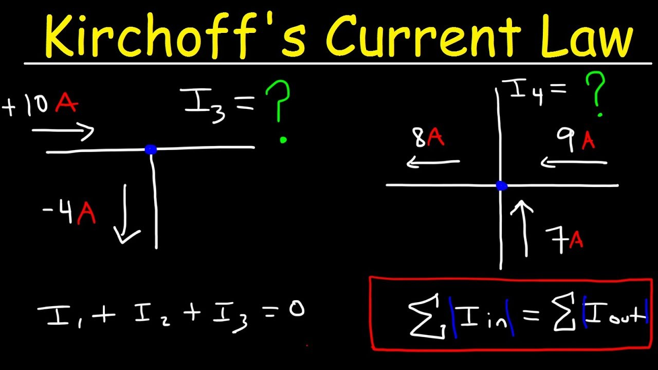 kirchhoff current law examples pdf