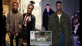 Two charged with murder after London model was stabbed