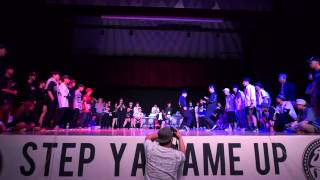 STEP YA GAME UP ASIA 2015 Final KOJOOBOO vs 5000