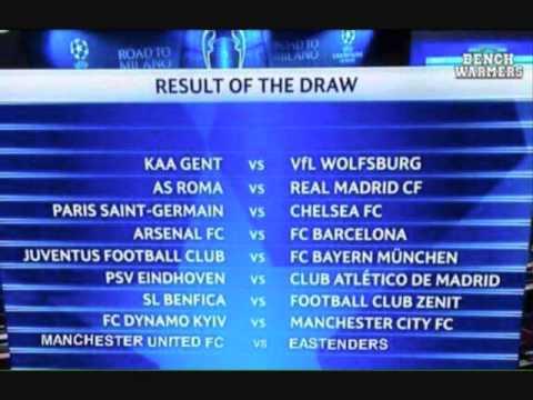 Manchester United FC vs Eastenders