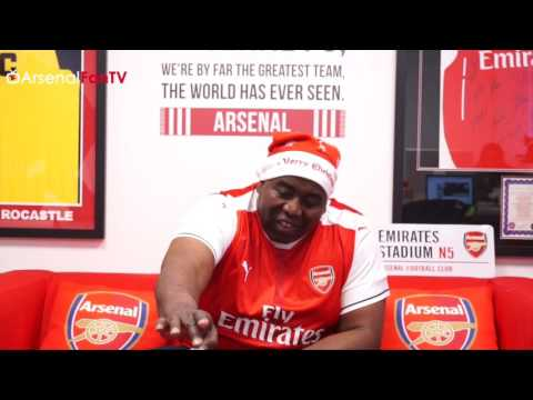 Merry Christmas 🎄 From ArsenalFanTV