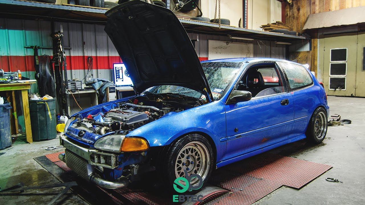 Hellaflush Wallpaper Car B20vtec Turbo Honda Civic Eg Youtube