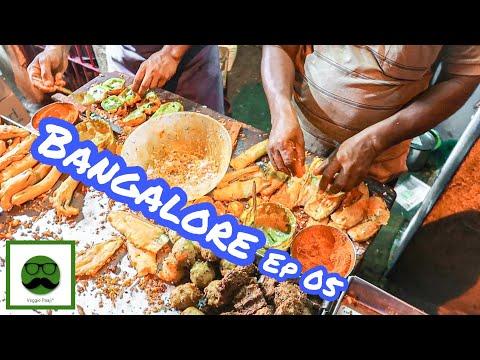 FAMOUS VV Puram Food Street Part 2  | Bangalore Food Series
