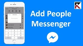 How To Add People On Facebook Messenger