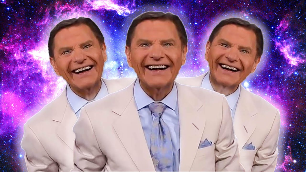 Kenneth Copeland Blows Away 2020