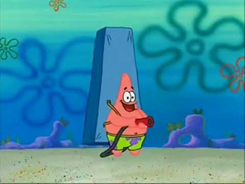 Spongebob SquarePants Reef Blower I'm Not Coming In Any More Ed Edd n Eddy