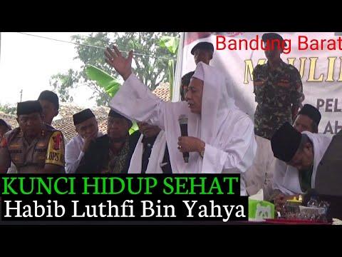 Bandung Bersholawat (Habib Luthfi Bin Yahya)