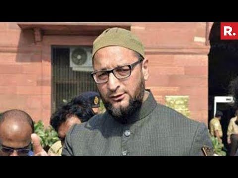 "Asaduddin Owaisi Reacts On Hamid Ansari's ""Muslims Insecure"" Remark"