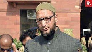 Asaduddin Owaisi Reacts On Hamid Ansari s