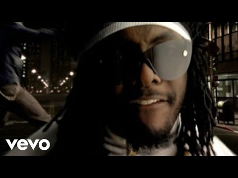 The Black Eyed Peas - Let's Get It Started (Official Music Video)