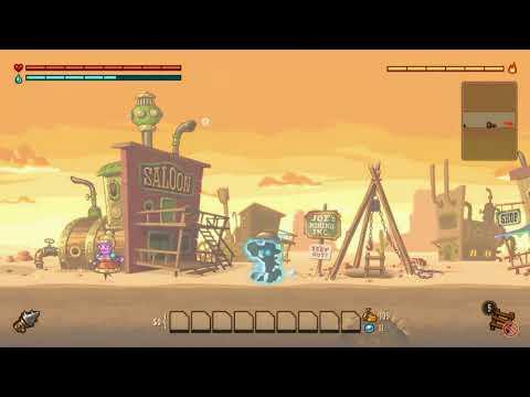SteamWorld Dig -14- Ready To Go  