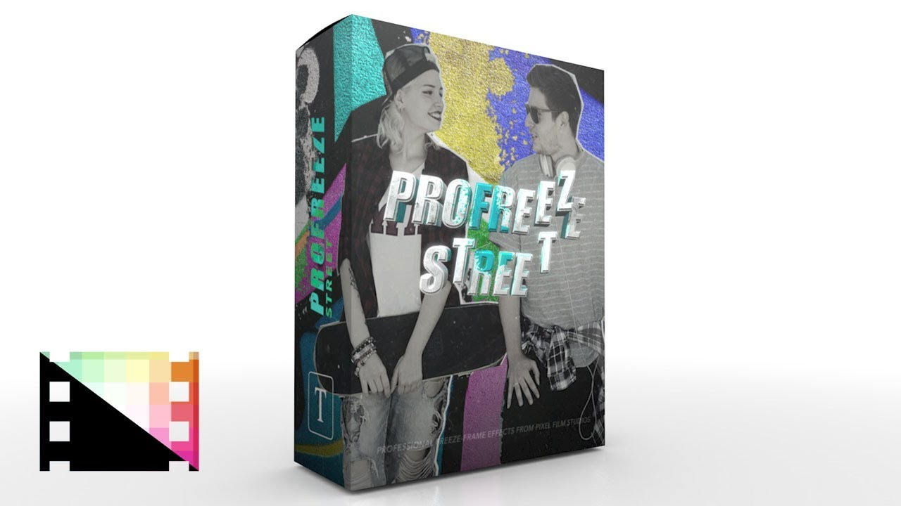 ProFreeze Street - Freeze Frame Effects for Final Cut Pro X - Pixel ...
