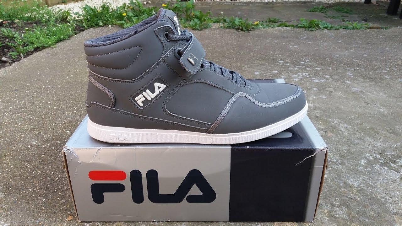 fila shoes high
