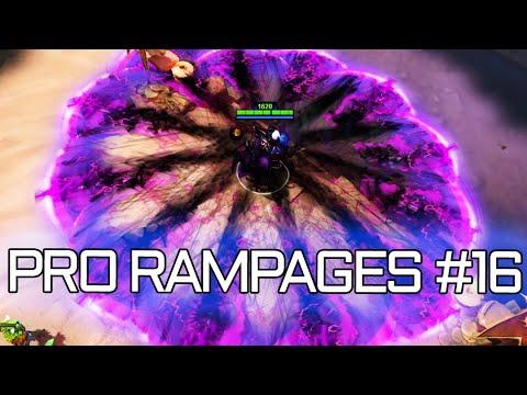 Dota 2 PRO Rampages #16