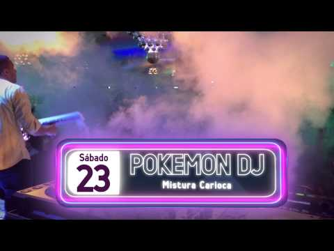Agenda do Pokemon DJ