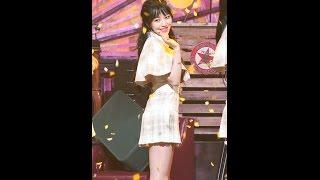 [MPD직캠] 에이오에이 민아 직캠 Excuse me AOA MinA Fancam @엠카운트다운_170105