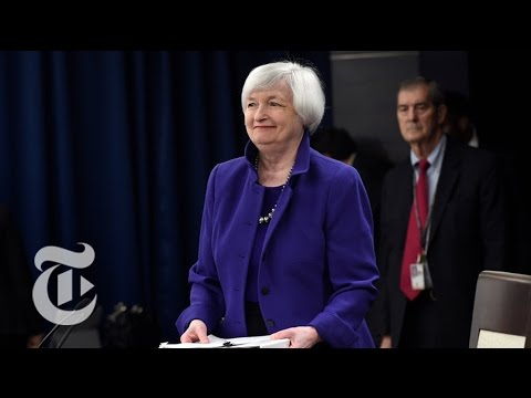 Watch Live: Federal Reserve on Interest Rates | The New York Times
