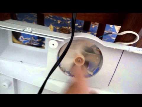 Как прочистить дренаж холодильника с No Frost