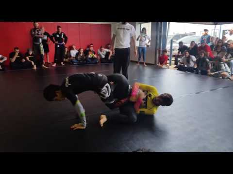 Omar French's Battle My Crew subonly superfight  Jacob Harris vs Brock Kennedy 5142016