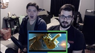 POKÉMON Detective Pikachu Trailer Reaction