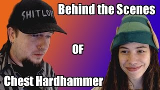 Behind the Scenes: Chest Hardhammer and the Temple of Sarkeesian