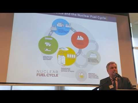 Kevin Scarce - SA's Future with Nuclear Waste