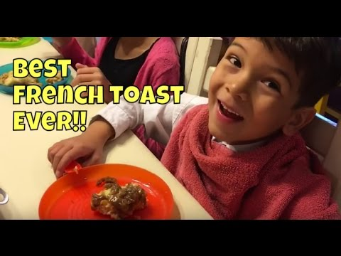 HOW TO: OVERNIGHT FRENCH TOAST