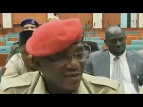 """Nigeria's sports minister Dalung """"funds spended"""" blunder"""