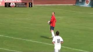 FK Spartaks vs Daugava Daugavpils 2 full match