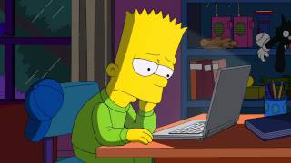 Homer Lends Bart A Twenty from Diggs   THE SIMPSONS   ANIMATION on FOX