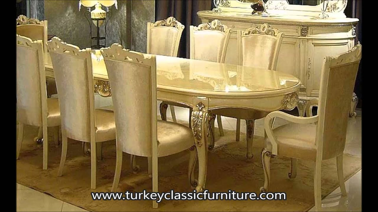 Classic Luxury Dining Rooms  YouTube