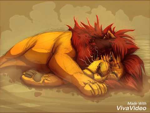 Thumbnail: Sad lion king