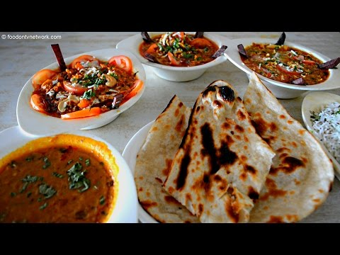 Top 7 Most Popular Indian Restaurant Dishes | Indian Food Taste Test Episode-8 with Nikunj Vasoya