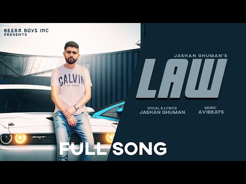 Law - Jashan Ghuman (Official Audio)