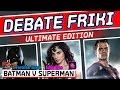 Batman v. Superman Ultimate Edition Blu-ray - REVIEW - CRÍTICA - HD - Trailer - Debate