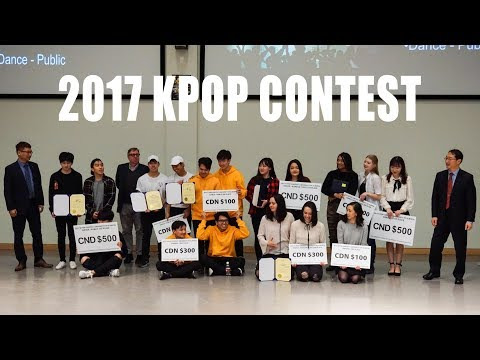 [APRICITY] 2017 Edmonton K-Pop Dance Contest