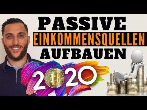 KRYPTOWÄHRUNG / BITCOIN 2020 ▶️So Generierst Du Langfristig PASSIVES EINKOMMEN 📈 Krypto Verlosung💰