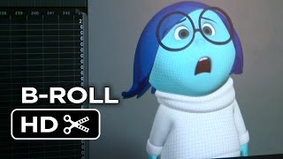Inside Out B-ROLL 2 (2015) - Pixar Animated Movie HD