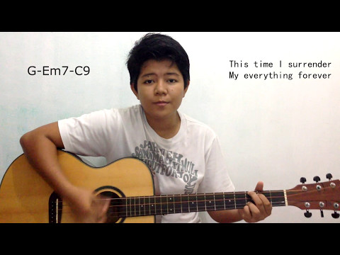 Silent Sanctuary - Kismet (Guitar Chords + Lyrics)