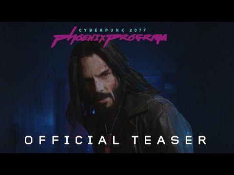 Cyberpunk2077 Fan Film: Phoenix Program - Official Teaser (2020)