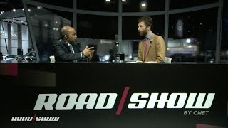 Talking tech with Ford CTO Raj Nair from the Detroit Show Floor