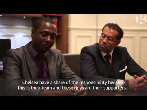 """Chelsea racist abuse victim: """"It's 2015 and we are talking about black and white skin. Why?"""" Mp3"""