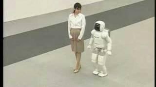 new version amazing robot asimo