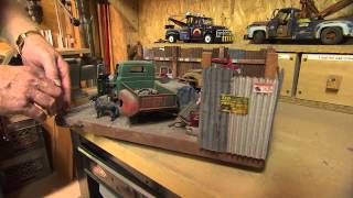 Andy's Dioramas   Tennessee Crossroads