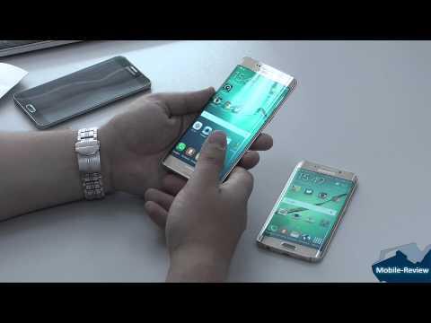 Сравнение смартфонов Samsung Galaxy S6 EDGE и S6 EDGE Plus